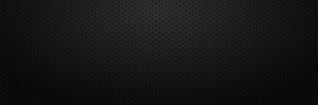 Zakres otworów maswerkowych w tle techno ornament powierzchni z okrągłym czarnym