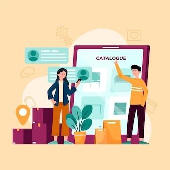 Zakup koncepcji online