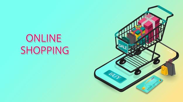 Zakupy online w ramach koncepcji aplikacji mobilnych marketing i cyfrowe