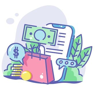 Zakupy online z aplikacją mobilną