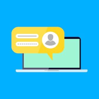 Zaloguj się do swojego konta sieć społecznościowa zaloguj się, hasło