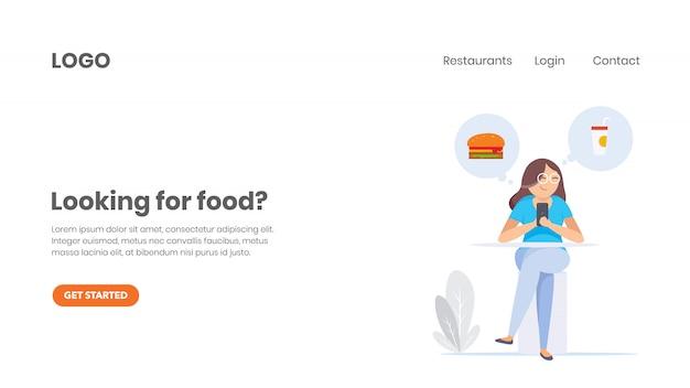 Zamawianie żywności online