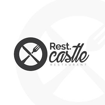 Zamek restauracja i pensjonat logo
