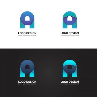 Zaokrąglone logo