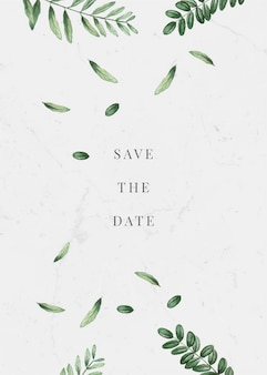 Zapisz datę zieloną