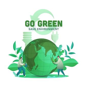 Zapisz koncepcję środowiska