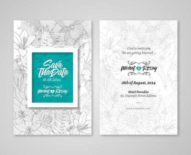 Zapisz pocztówkę z zaproszeniem na randkę