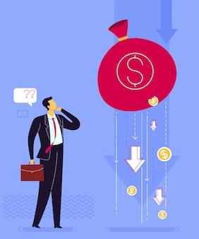 Zapobiegaj strategii strat biznesowych