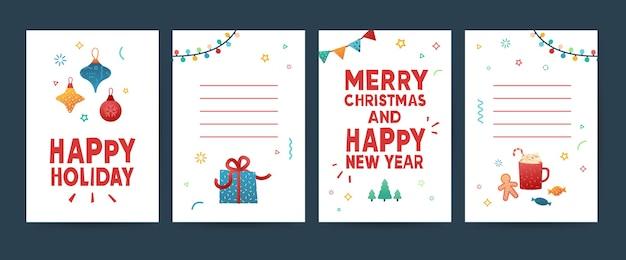 Zaprojektuj kartkę z życzeniami na wesołych świąt