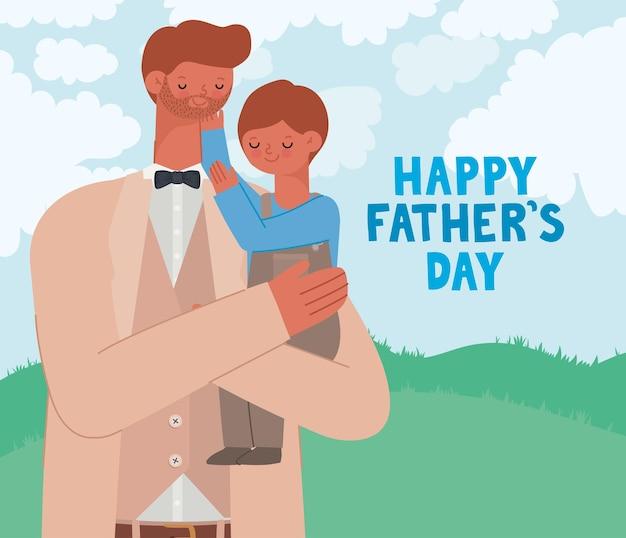 Zaproszenie na dzień ojców
