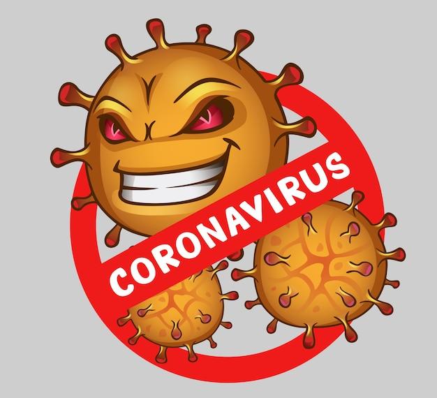Zarejestruj wirusa ostrzegawczego za pomocą koronawirusa tekstowego