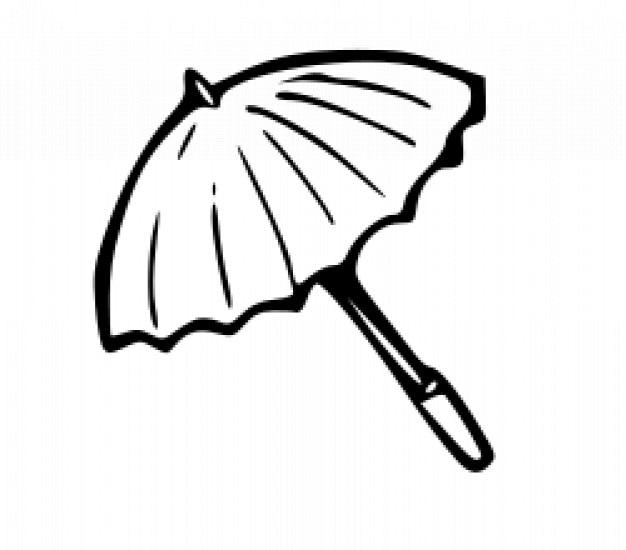 Zarys parasol