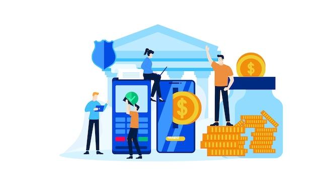 Zarządzaj finansami oszczędzaj