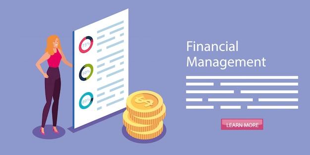 Zarządzanie finansami z kobietą