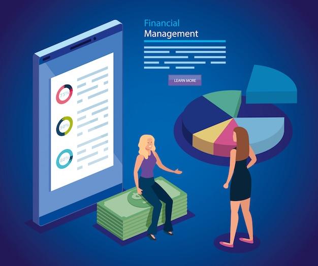 Zarządzanie finansami z kobietami