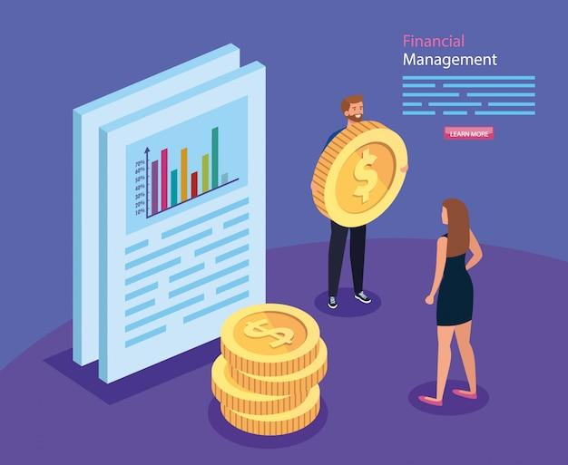 Zarządzanie finansami z ludźmi biznesu