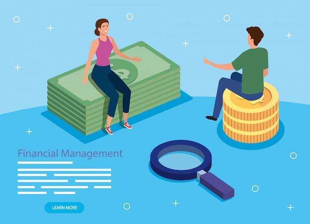 Zarządzanie finansami z parą