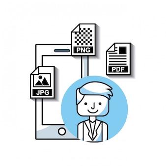 Zarządzanie formatami elektronicznymi