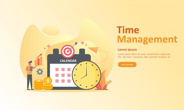 Zarządzanie harmonogramem czasu pracy