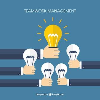 Zarządzanie praca zespołowa