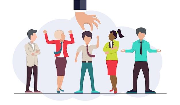 Zatrudnianie i rekrutacja nowych pracowników