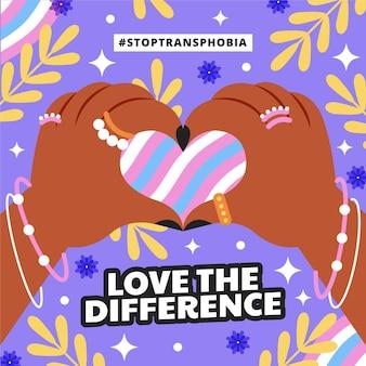 Zatrzymaj koncepcję homofobii płaska konstrukcja