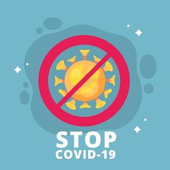 Zatrzymaj koronawirusa