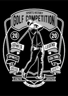 Zawody golfowe