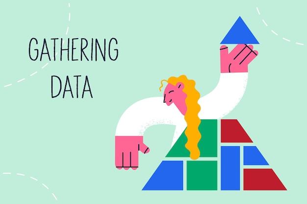 Zbieranie danych w koncepcji biznesowej