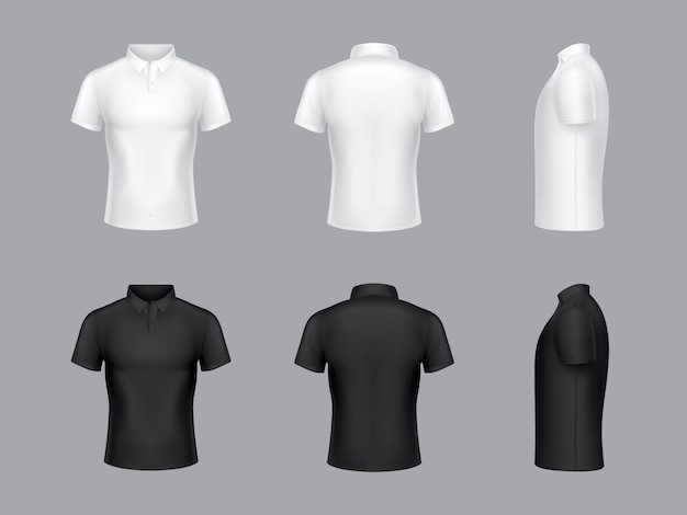 Koszulka Polo | Pobierz Darmowe Wektory, Zdjęcia i pliki PSD
