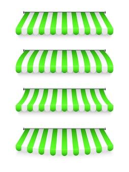 Zbiór koncepcji osłon przeciwsłonecznych
