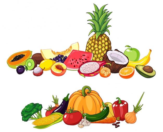 Zbiór owoców i warzyw