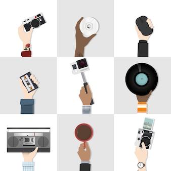 Zbiór wektorów technologicznych