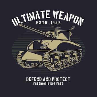 Zbiornik ultimate