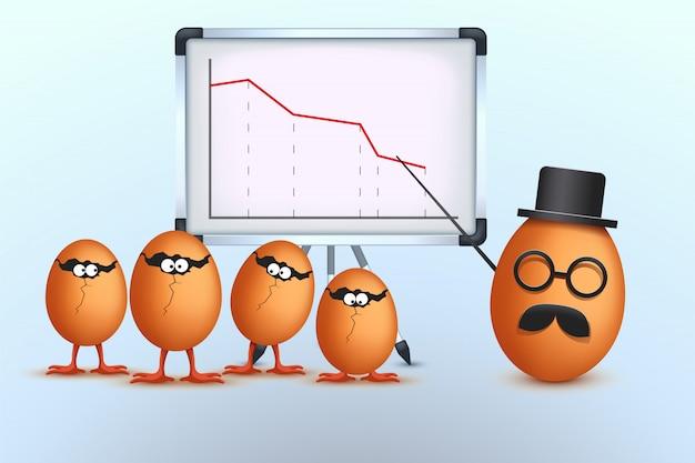 Zdjęcie szefa jajka