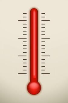 Zdjęcie termometru