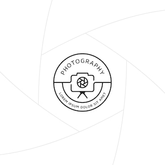 Zdjęcie znaczek lub projekt etykiety