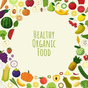 Zdrowa żywność ekologiczna