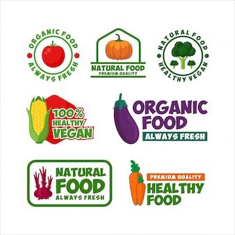 Zdrowa żywność organic natural