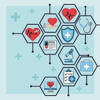 Zdrowie usług medycznych