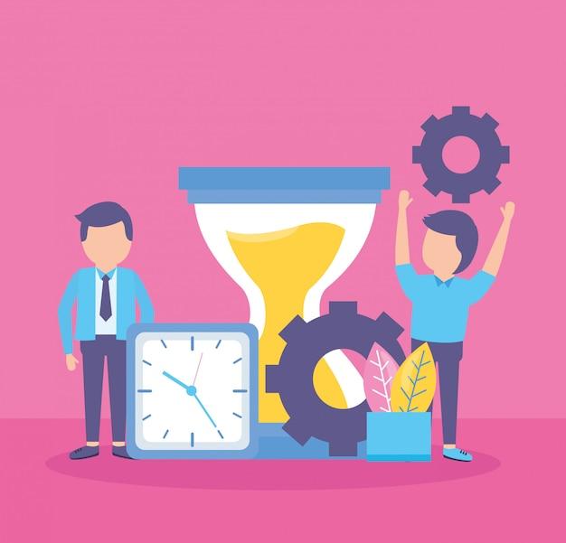 Zegar ludzi biznesu