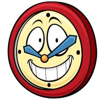 Zegar z kreskówek