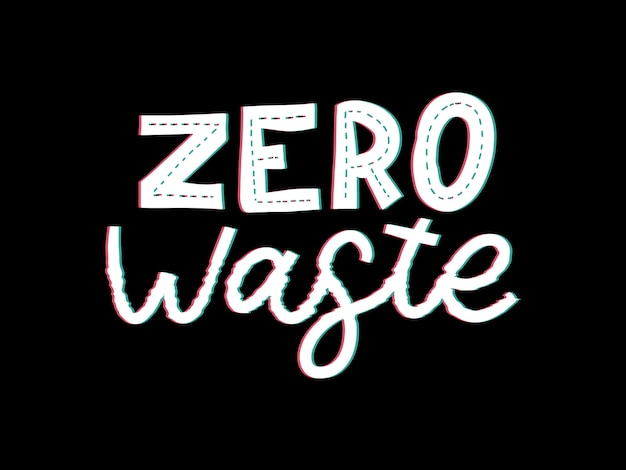 Zero liter odpadowych