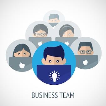 Zespół business