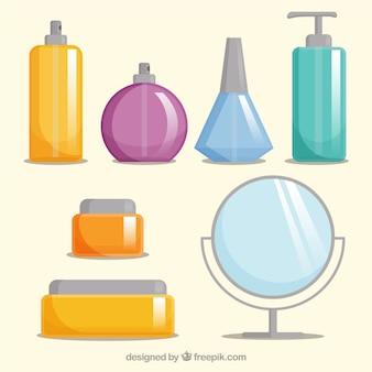 Zestaw akcesoriów kosmetycznych