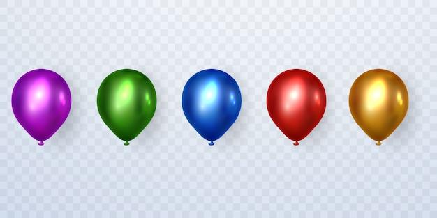 Zestaw balonów do dekoracji przyjęć