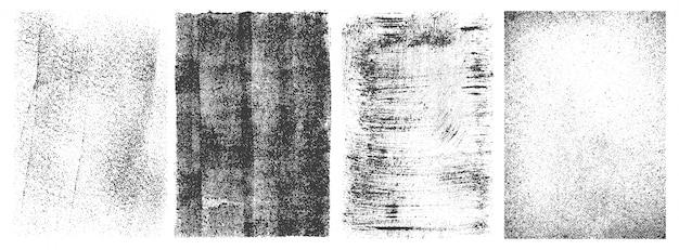 Zestaw bannerów sztuka tło