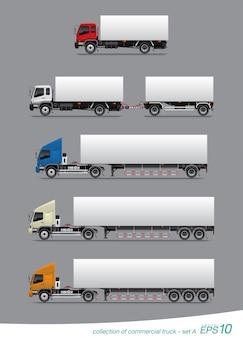 Zestaw cargo truck