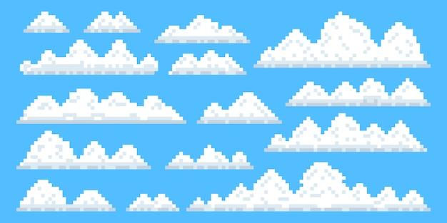 Zestaw chmur