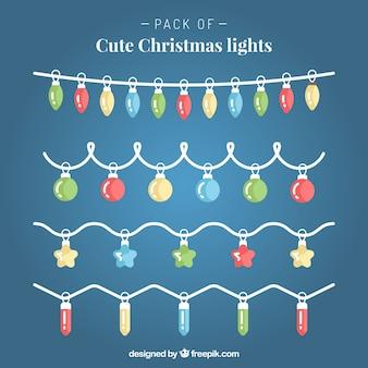 Zestaw christmas lights